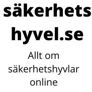 Allt om säkerhetshyvlar online